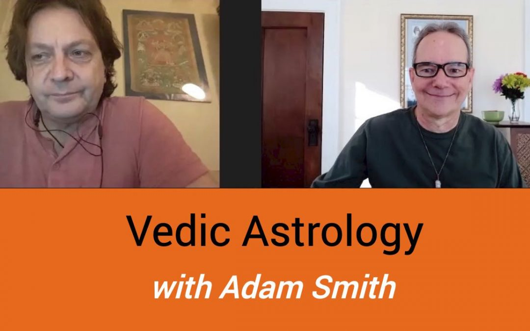 Vedic Astrology / Saturn Jupiter Conjunct with Adam Smith