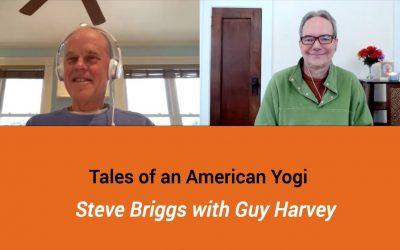Tales of an American Yogi with Steve Briggs