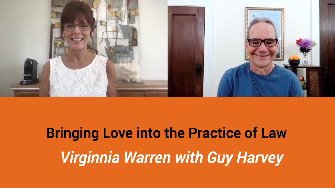 Virginia Warren and Guy Harvey video cover page