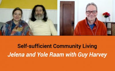 Self-sufficient Community Living with Jelena and Yole Raam